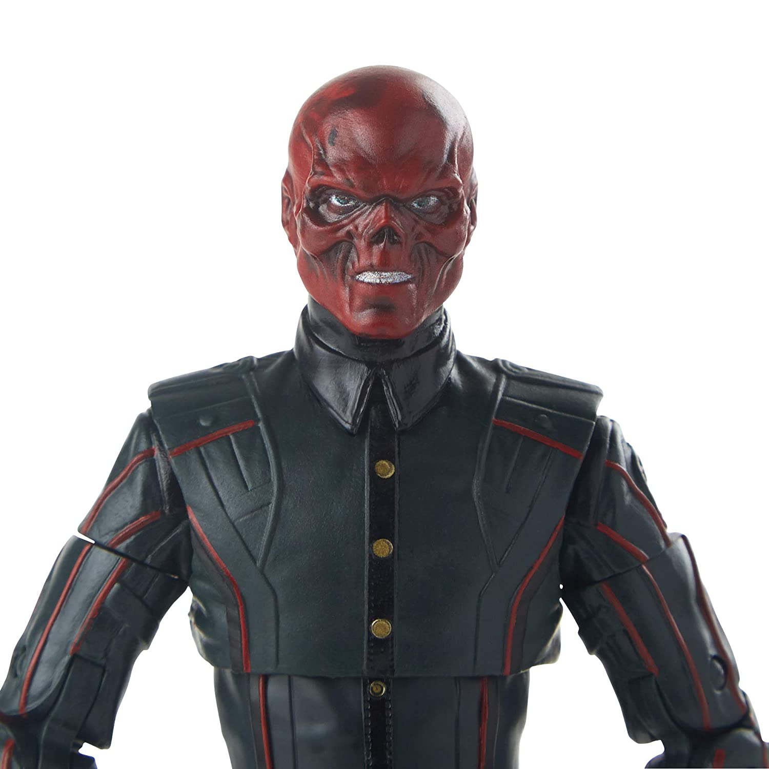 The First Ten Years Captain America Marvel Studios The First Avenger Red Skull Hasbro E2446
