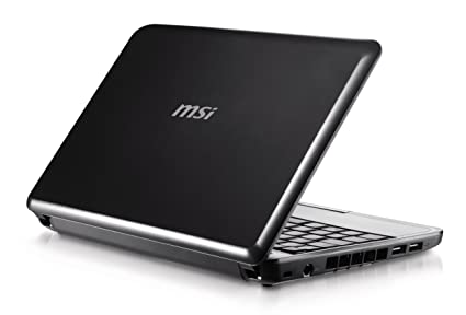 amazon com msi wind u100 053us 10 inch mini laptop 1 6 ghz intel rh amazon com MSI Wind Notebook U100 MSI Wind Notebook U100