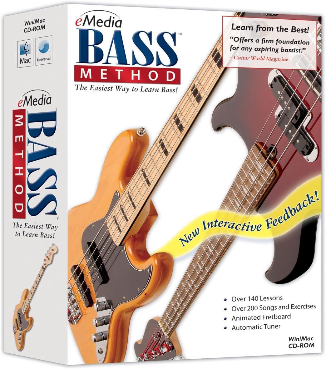 eMedia Bass Method v2 - Learn at Home