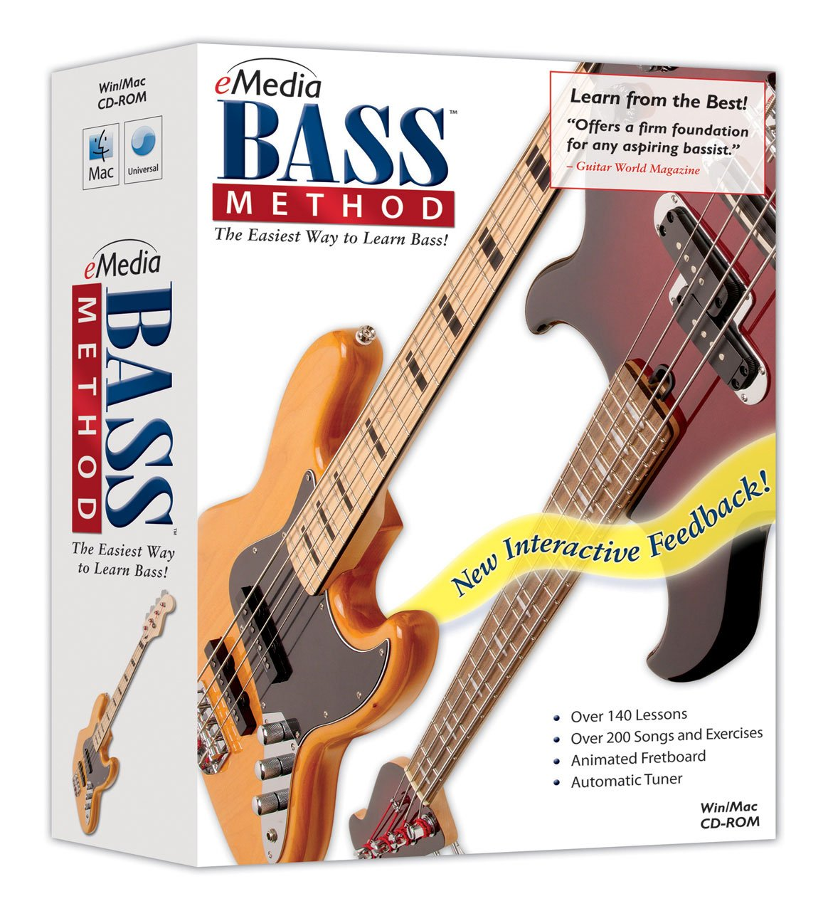 eMedia Bass Method v2 by eMedia