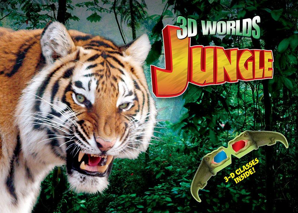 Download 3D Worlds: Jungle pdf epub