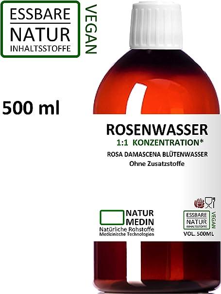 Rosenblüten Hydrolat von NATURMEDIN