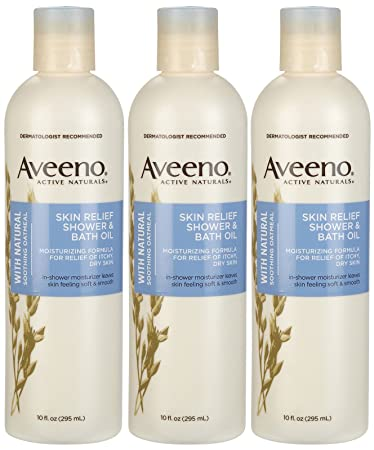 Aveeno Skin Relief Shower Bath Oil