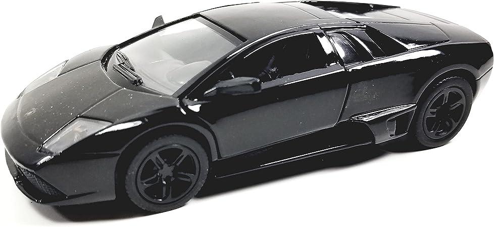 Kinsmart Lamborghini Murcielago LP640 Car Limited Edition Matt Yellow 1//36 scale Die cast Metal Model Toy Car