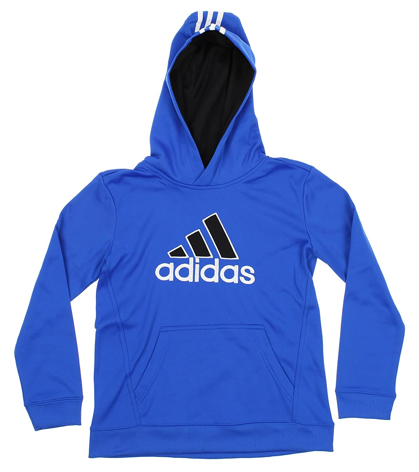 adidas Youth Post Route Athletic Pullover Hoodie, Color Options
