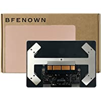 """Bfenown Replacement Trackpad Touchpad Board Without Cable for MacBook Air Retina 13.3"""" A1932 2018 2019 Year 661-11908…"""