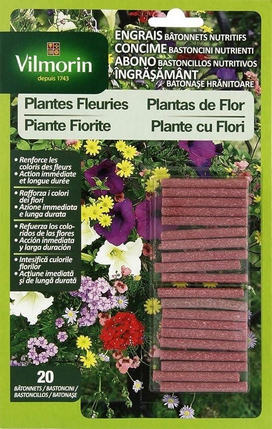Vilmorin 6420890 - Nutrientes Fertilizantes Las Plantas con Flores ...