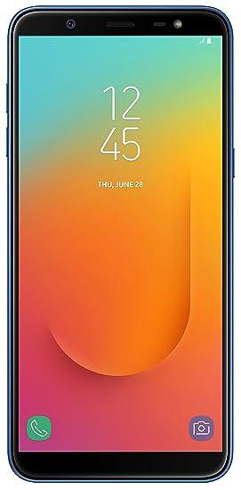 Samsung Galaxy J8 Blue 4gb Ram 64gb Storage With Offers Amazon