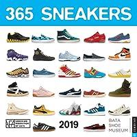 365 Sneakers 2019 Wall Calendar