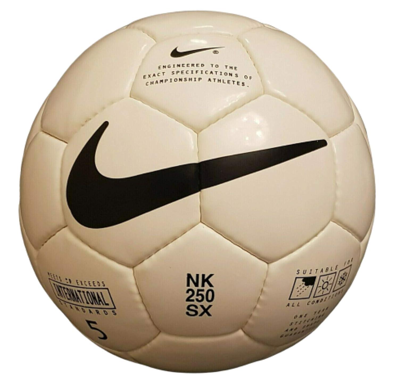Nike NK 250 SX - Balón de fútbol Oficial Vintage Original de los ...