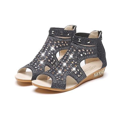 Auslass 2018 Unisex Elecenty Sandalen Damen Frauen Schuhe