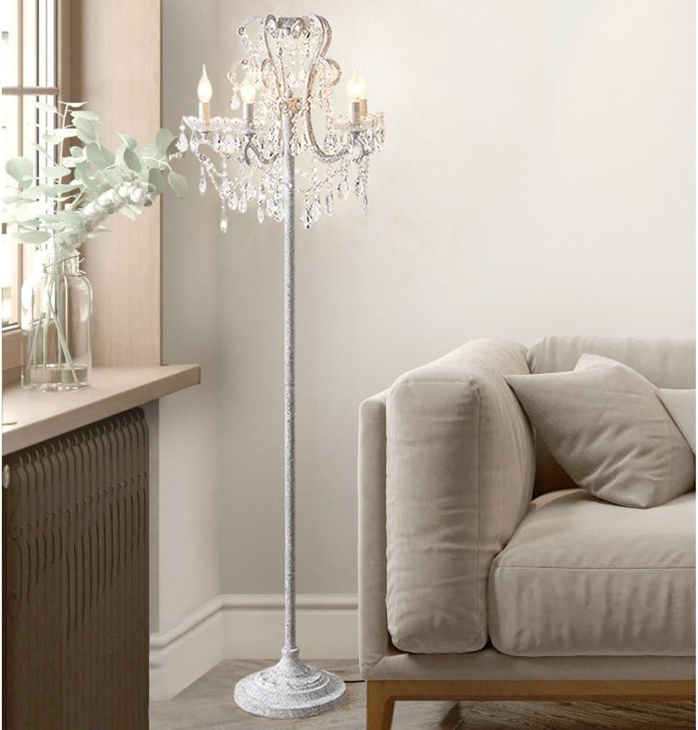 Miluce Stehlampe Kristall Couchtisch Wohnzimmer Vertikale Licht