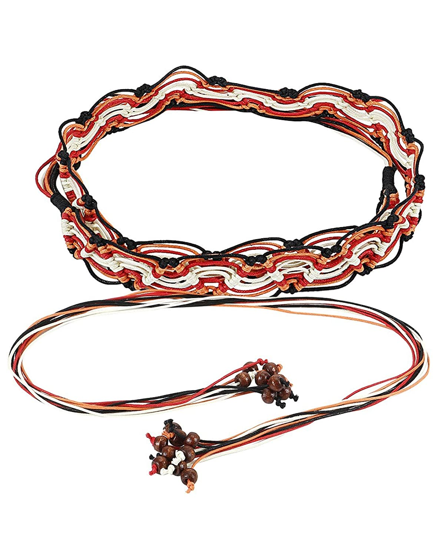 Amitya Multicolored Belt