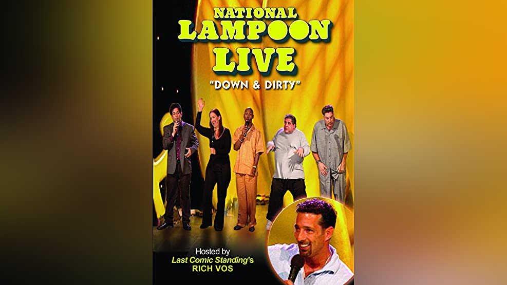 National Lampoon: Down and Dirty