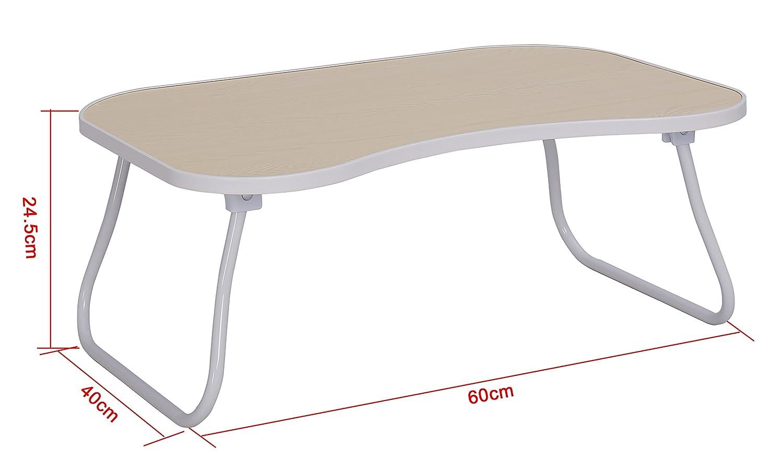 Amazon.com: Homebi - Bandeja de escritorio portátil para ...