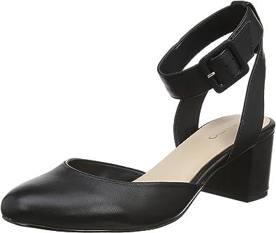 TALLA 37 EU. Aldo Jeriesen, Zapatos de Talón Abierto para Mujer