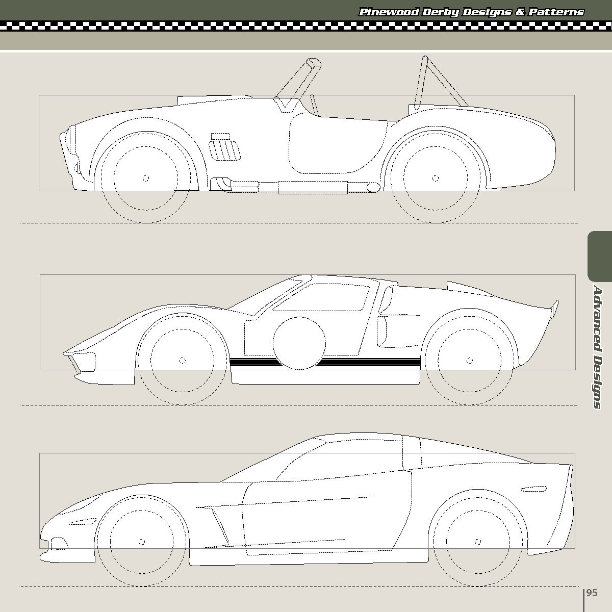 Pinewood Derby Designs Patterns The Ultimate Guide To Creating
