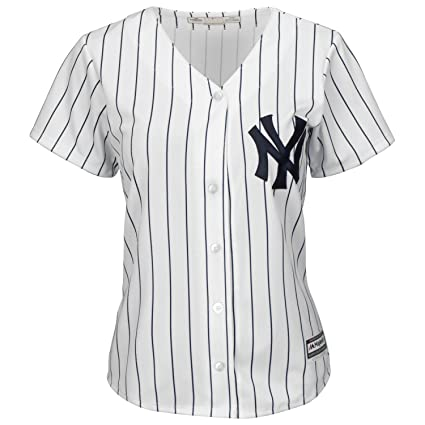 Majestic Authentic Cool Base Jersey - New York Yankees - S