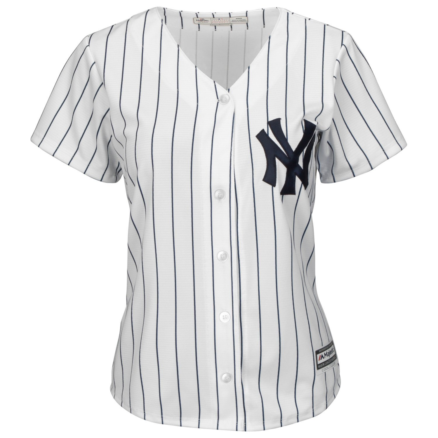 S New York Yankees Majestic Authentic Cool Base Jersey