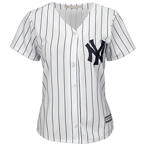 Majestic Athletic New York Yankees Cool Base MLB Replica ...