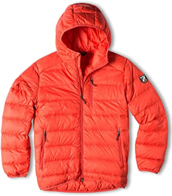 Chamonix Pace Hooded Down Jacket Mens
