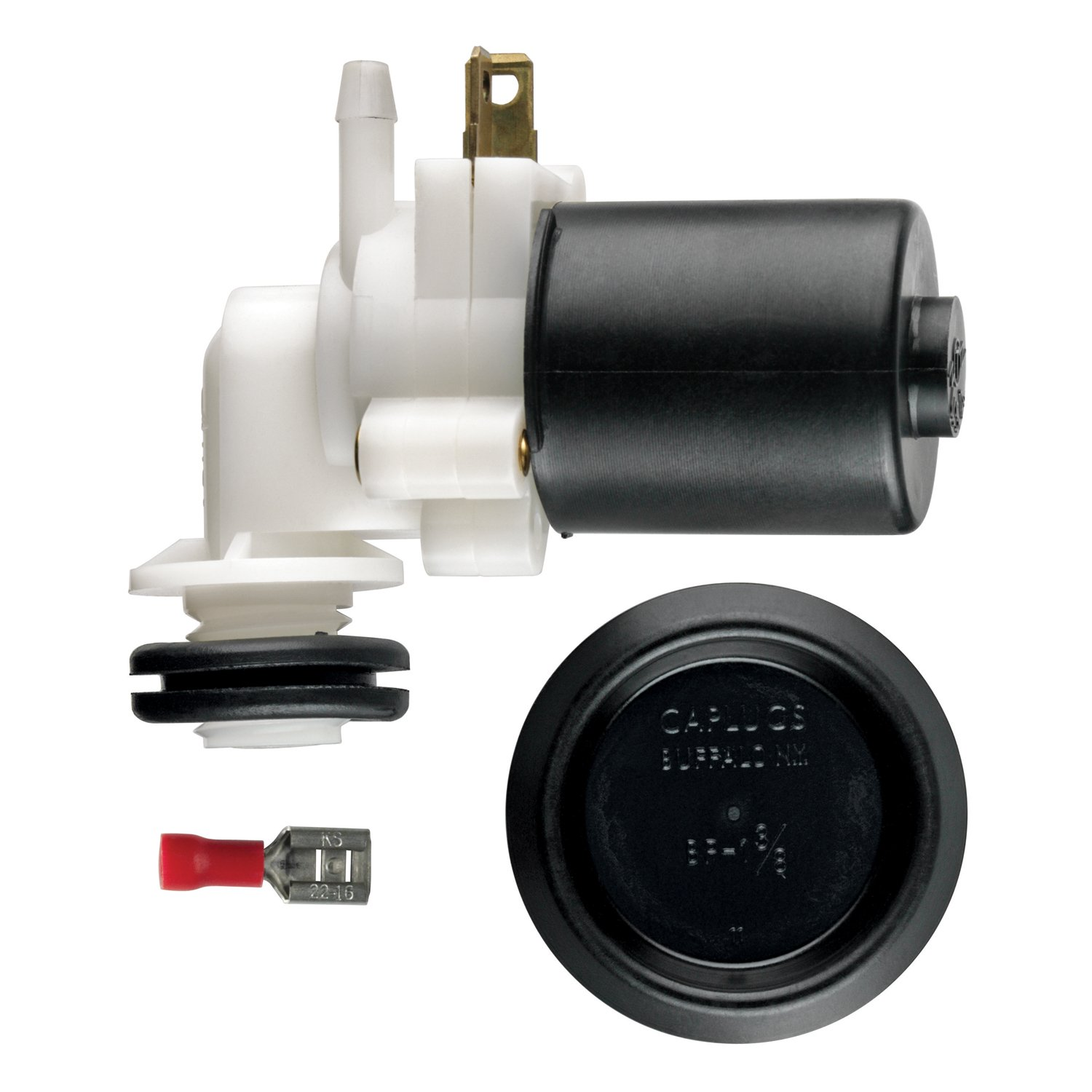 ACDelco 8-6706 Professional Windshield Washer Pump product image