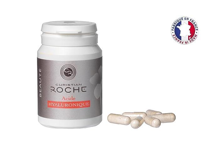 Ácido Hialurónico Colágeno Marino y Vitamina C Natural: Amazon.es: Salud y cuidado personal