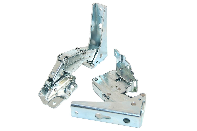 Baumatic Hotpoint LEC Teka Fridge Freezer Door Hinge Assy. Genuine Part Number 331776 Gorenje