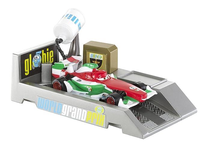 3 opinioni per Disney Cars X0633- Veicolo in miniatura, Cars 2, propulsore Francesco