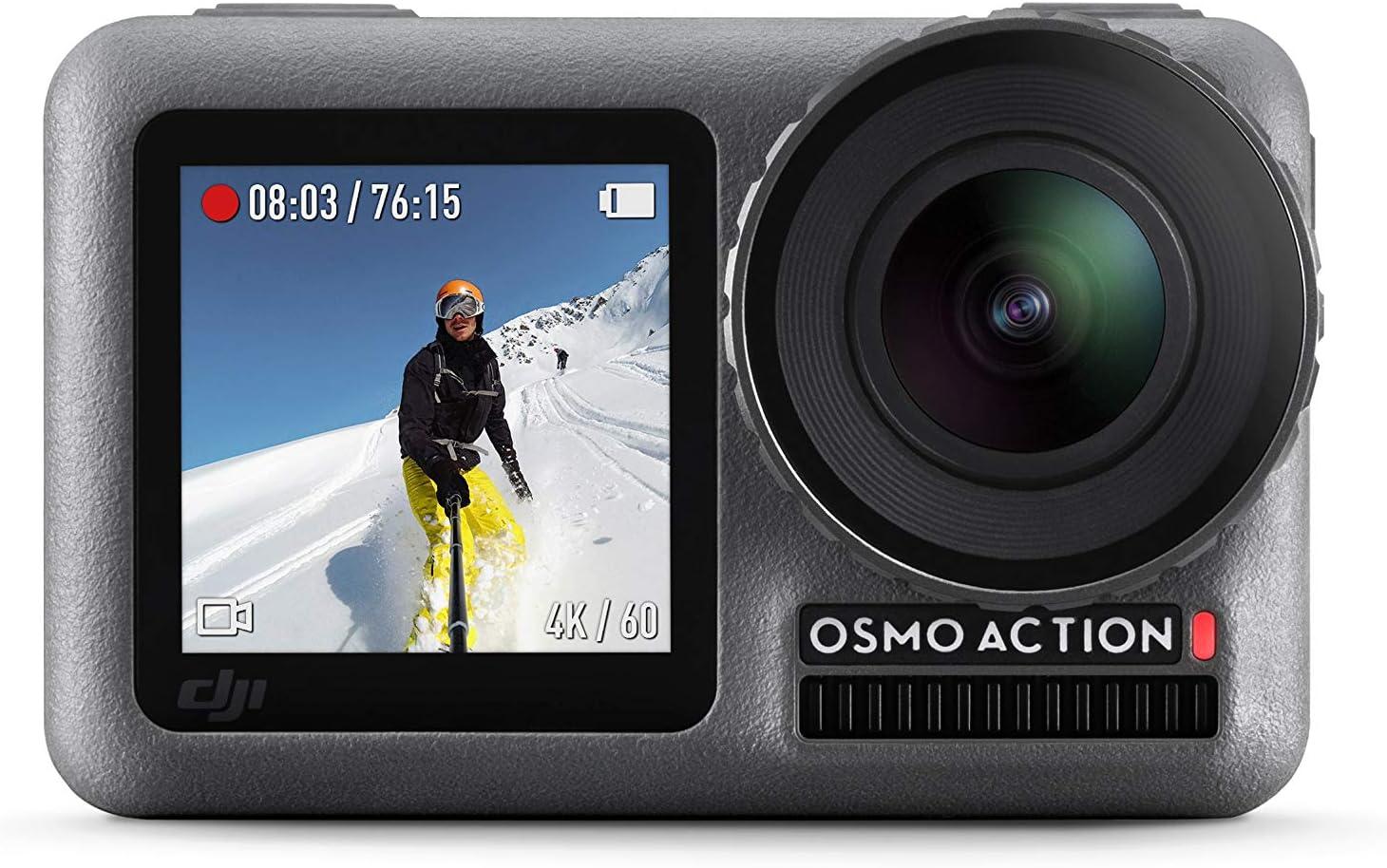 Dji Osmo Action Cam Digitale Actionkamera Mit 2 Kamera