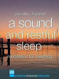 Sound Restful Sleep meditation sleeping product image