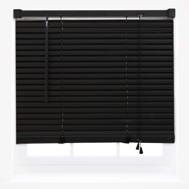 FURNISHED Stores v/énitiens A Couper sur Mesure pour Fen/être Bureau Maison Opaques Aluminium Argent/é 45cm x 150cm