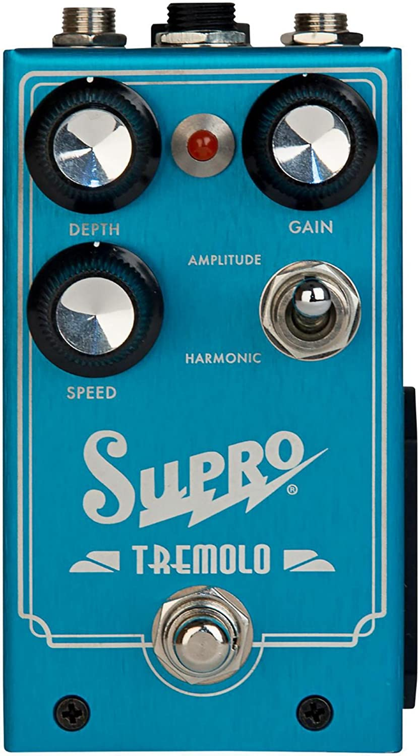 Top 13 Best Tremolo Pedal Reviews in 2020 10