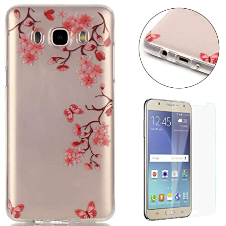 Amazon.com: Samsung Galaxy J7 2016 Silicone Gel Case ...