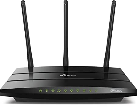 Review TP-Link AC1200 Smart WiFi