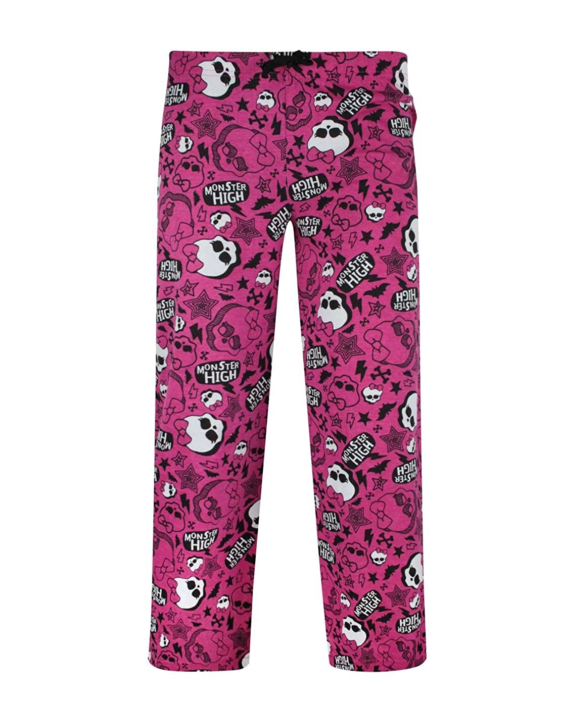 Official Monster High Girl's Loungepants