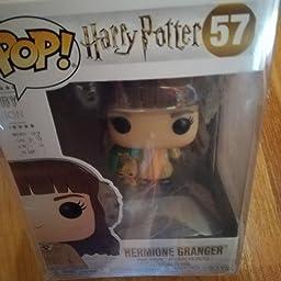 Harry Potter-Hermione Granger herboristerie 57 29502 Vinyle FUNKO POP Movies