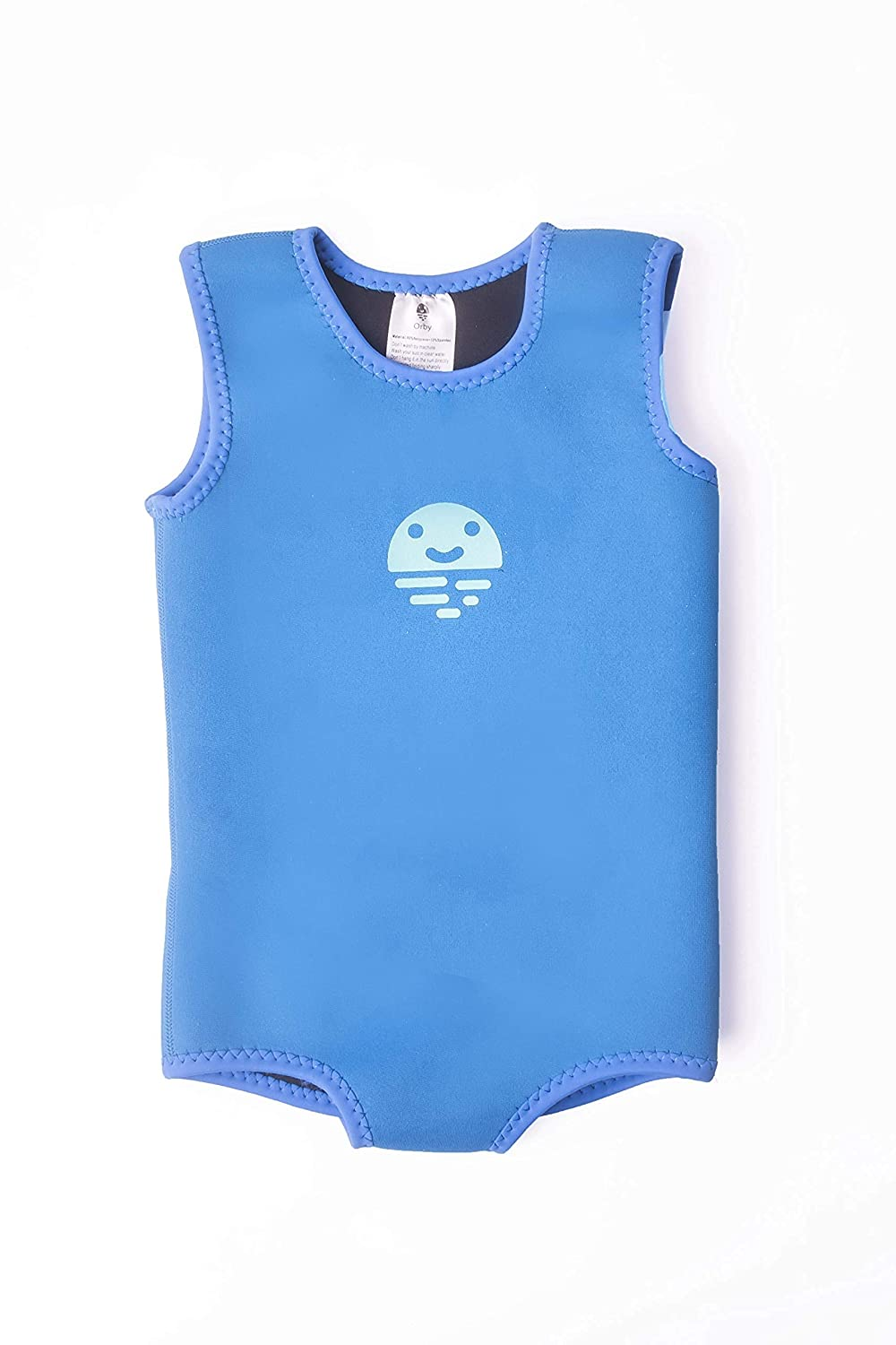 Orby Wrap Warm Neoprene Safe Baby Boy Pool Float Clothing Swimming Wet Suit
