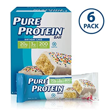 Pure Protein Bars High Nutritious Snacks To Support Energy Low Sugar