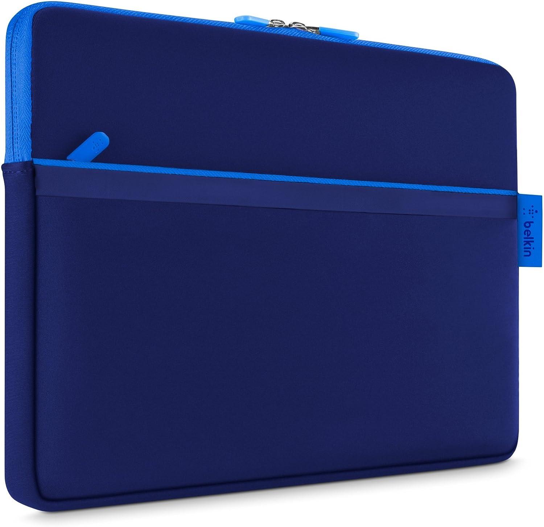 Belkin Pocket Sleeve for Microsoft Surface, Surface Pro, Surface 2, Surface Pro 2, and Surface 3 (Blue)