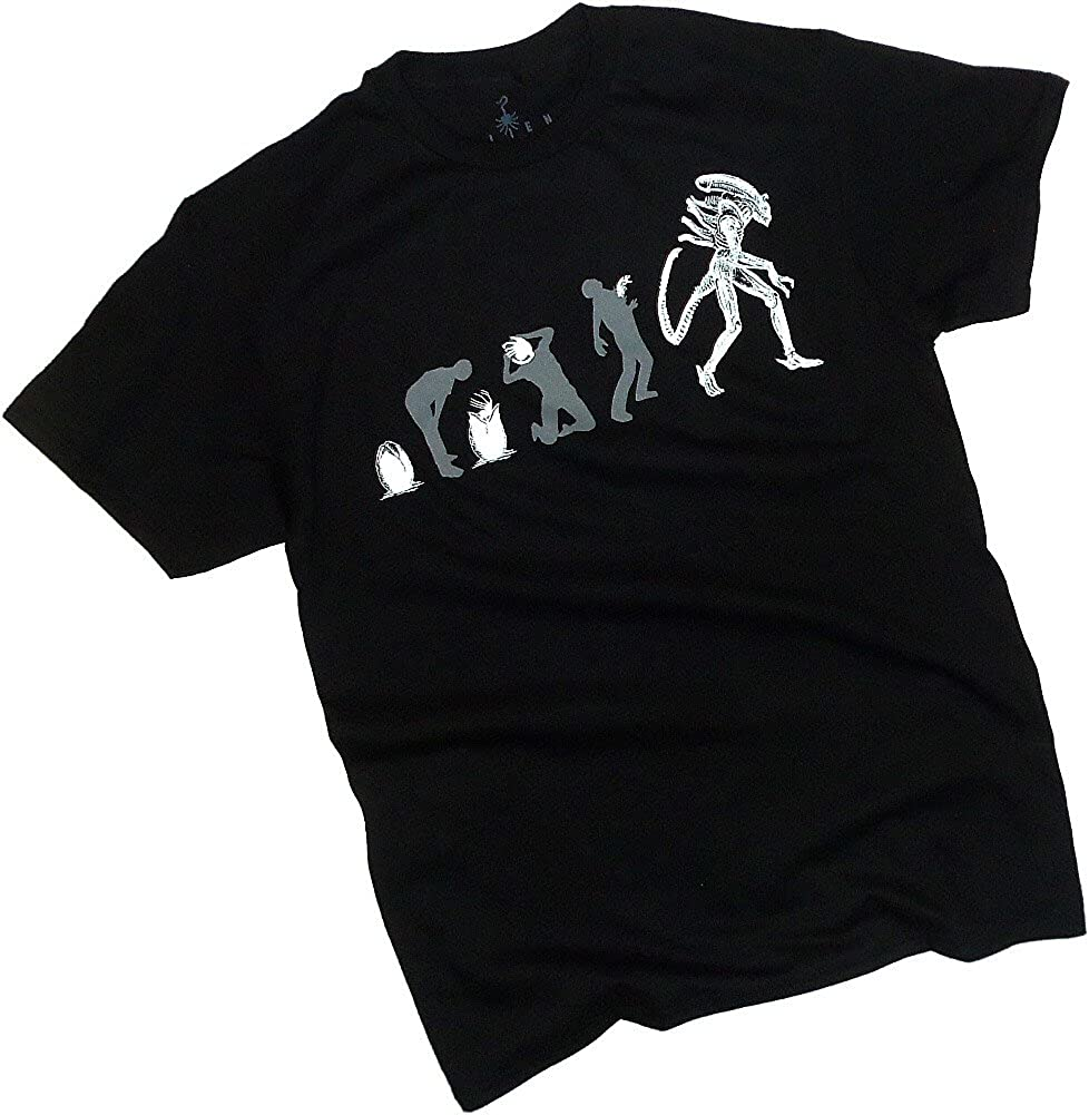 Alien Movie IN SPACE Licensed Adult T-Shirt All Sizes