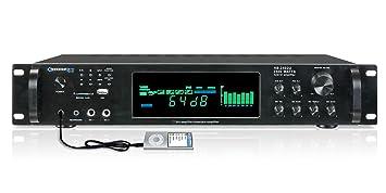 Pro técnica hb2502u, Digital híbrido amplificador/premap ...