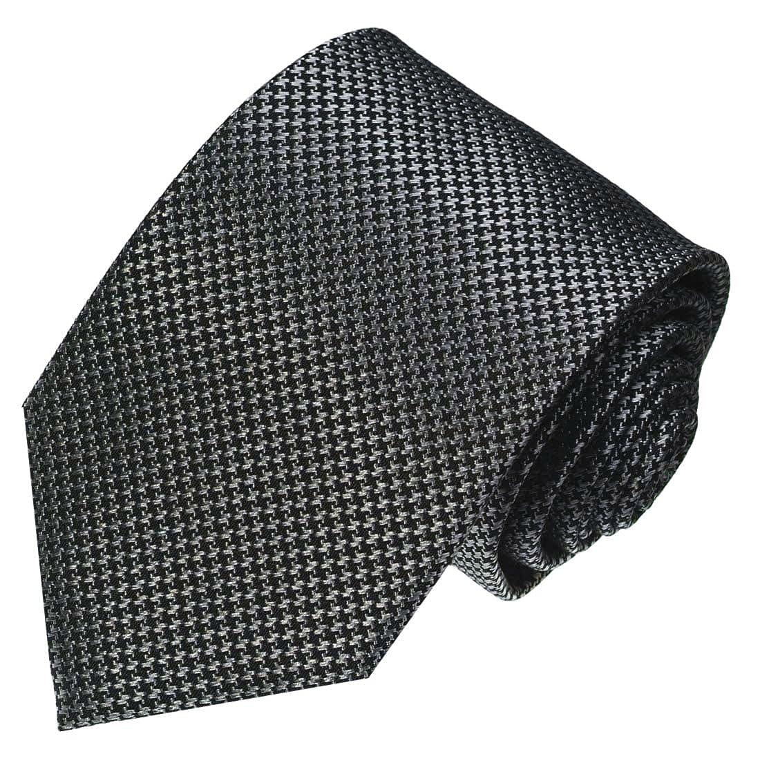 LORENZO CANA - Original marcas corbata de 100% seda con estampado ...