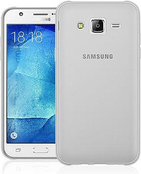 NEWC Funda para Samsung Galaxy J5 2015 SM-J500, Anti- Choques y Anti- Arañazos, Silicona TPU, HD Clara: Amazon.es: Electrónica