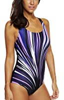 CharmLeaks Women's One Piece Swimwear Resistant Swimsuits Bathing Suits Swimsuits Swimwear