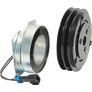 Universal aire acondicionado cl 1117hc a/c compresor embrague: Amazon.es: Coche y moto