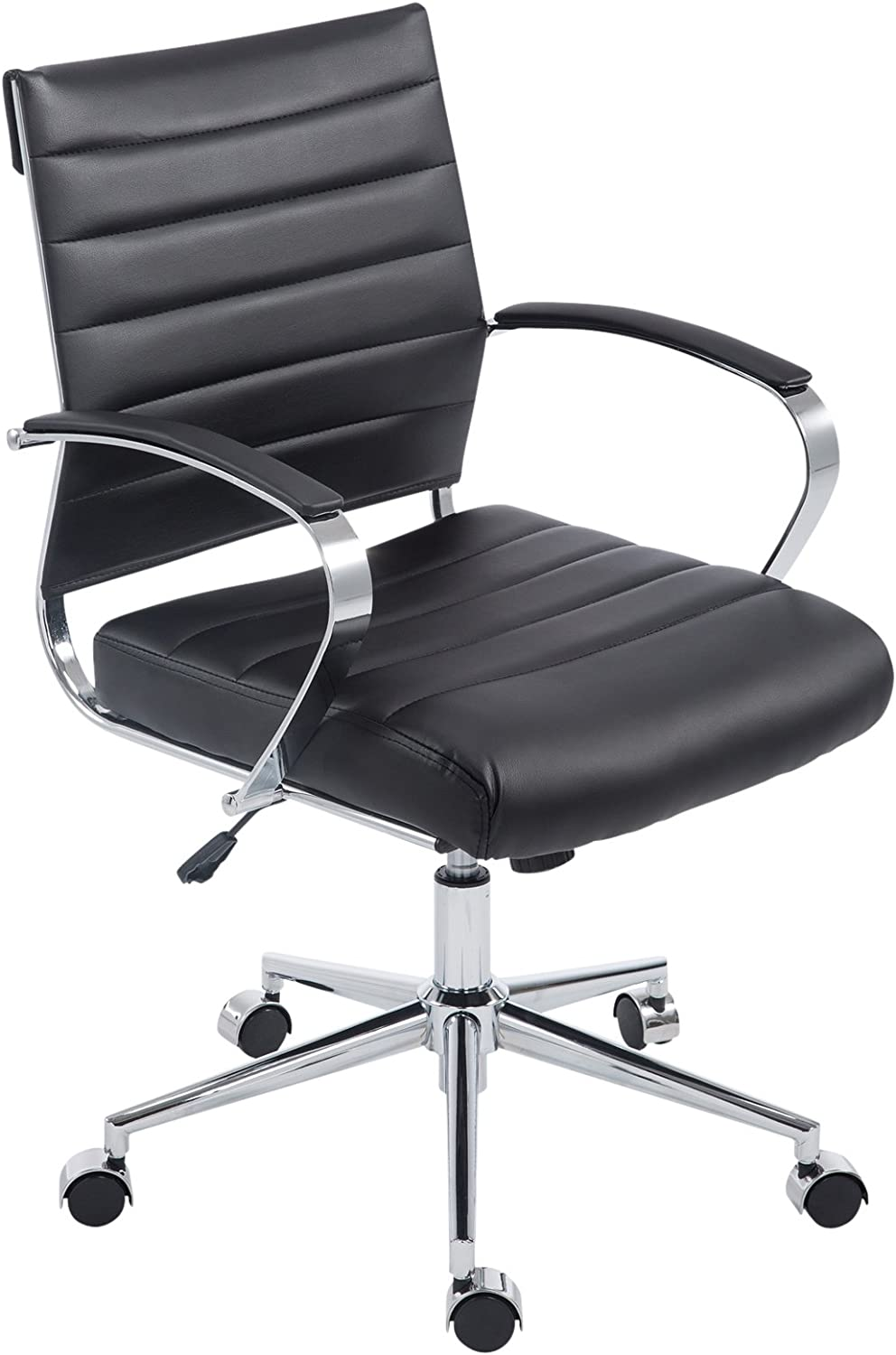 Poly and BarkOffice Chair, Black