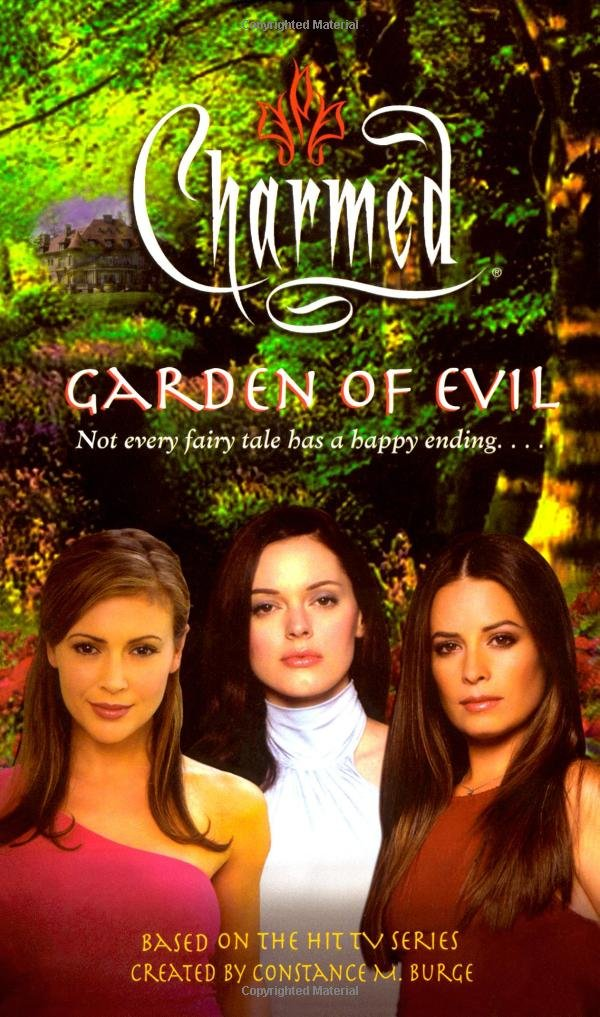 Download Garden of Evil pdf