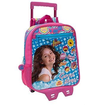 Disney 47121M1 Yo Soy Luna Mochila Infantil, 6.44 Litros, Color Azul: Amazon.es: Equipaje