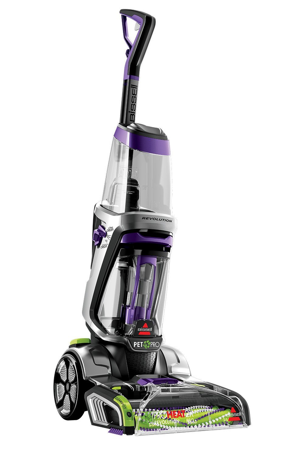 BISSELL ProHeat 2X Revolution Pet Pro Carpet Cleaner 20666: Amazon.co.uk:  Kitchen & Home